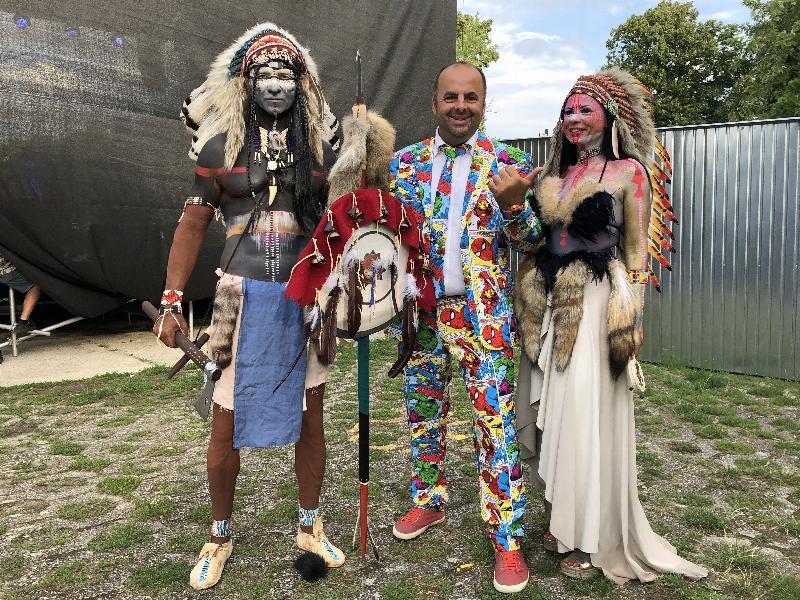 Velky letny karneval v Senci. 29.jun.2018