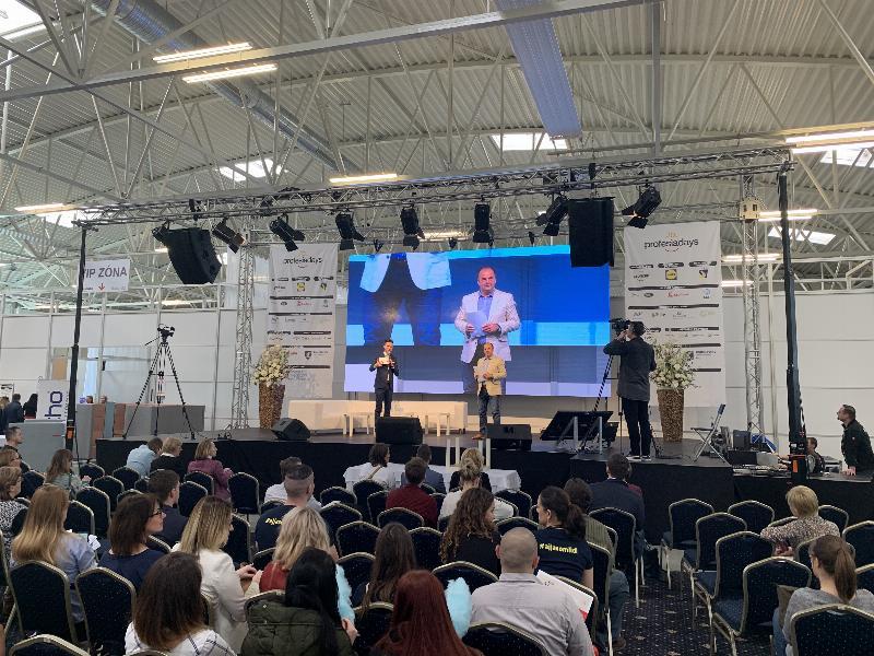 10.ročník Profesia days na Inchebe. 6.-7. marec 2019 Bratislava