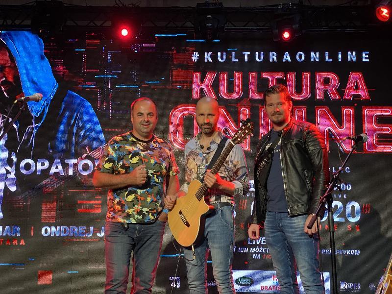 Dalsi skvely online koncert  s Robom Opatovskym. 23.maja,2020 Bratislava Edison park.