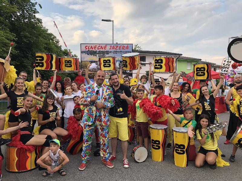 22.ročnik Velky letny karneval. 29.jun.2018 Senec