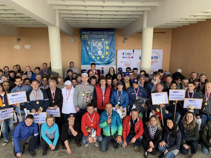 13.ročník futbaloveho turnaja Seni cup 2019. 23.-24.maja 2019. Liptovsky Mikulas.